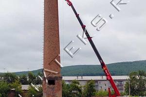 Акт скрытых работ на демонтаж металлоконструкций