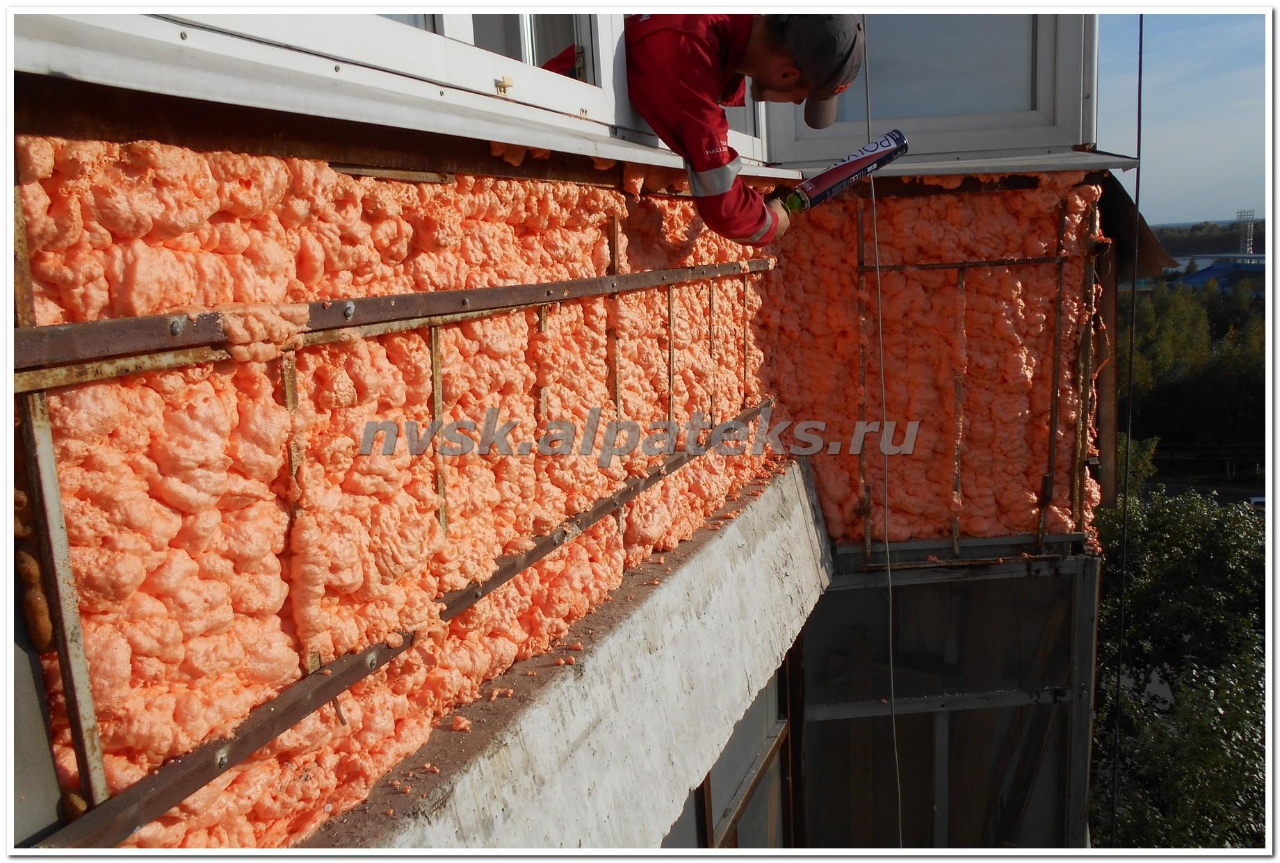 Скрытые работы при ремонте фасада